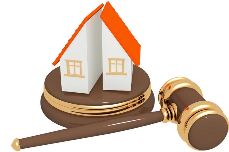 как разделить ипотеку через суд при разводе