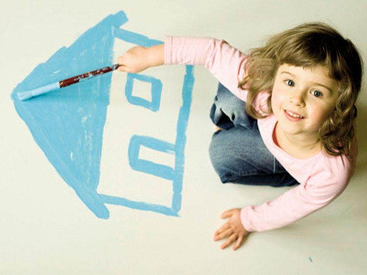 покупка квартиры для ребенка