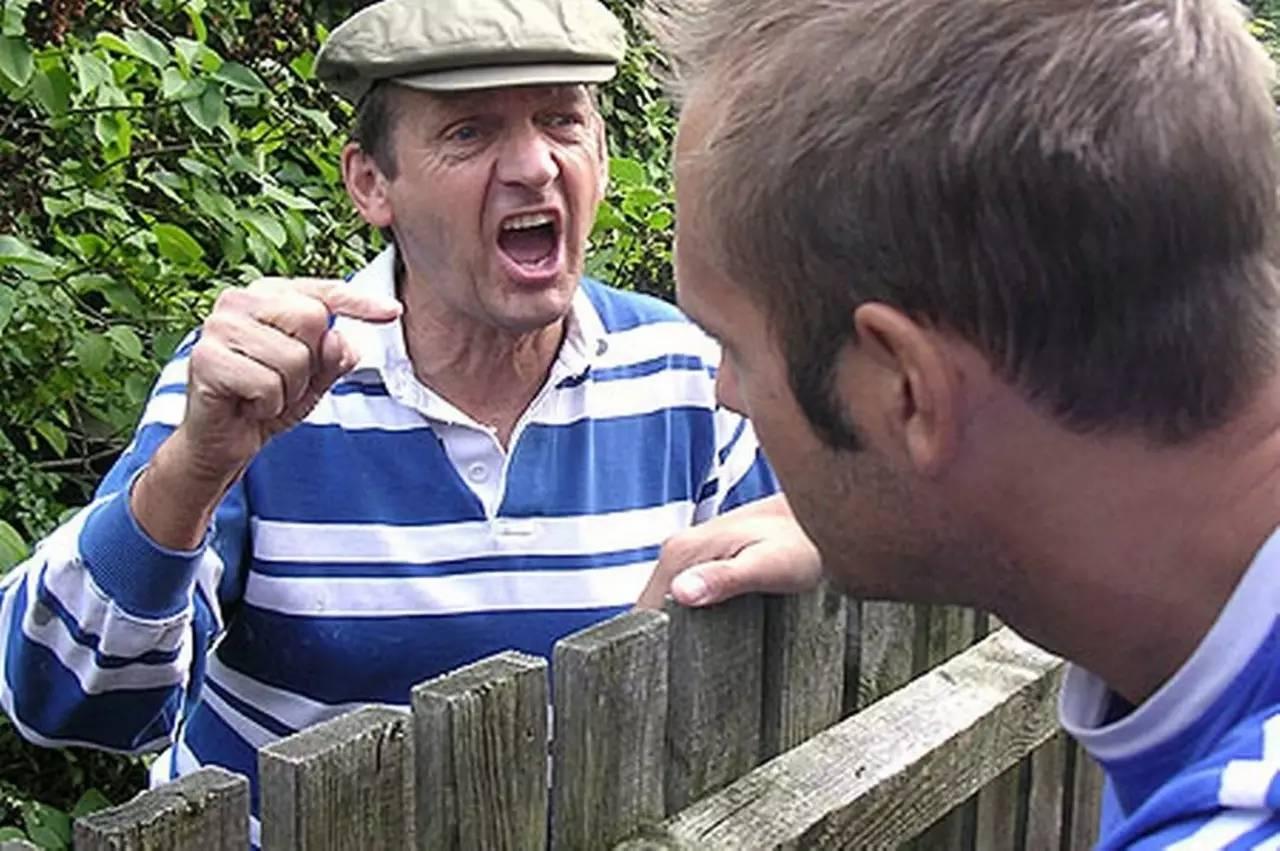 Спор с соседями о границах земельного участка