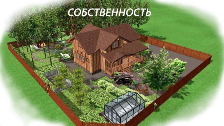 кадастровый учет и земля в собственности