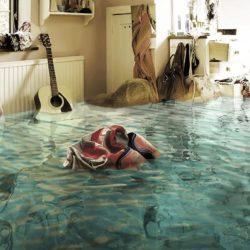 если затопили соседи
