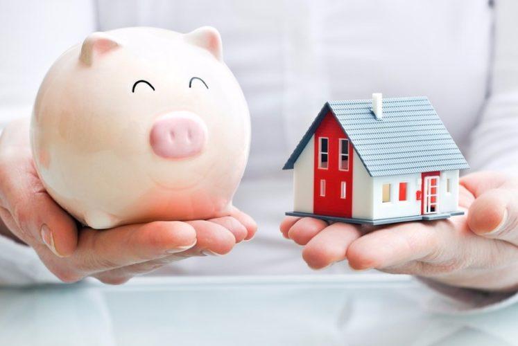 Как рассчитать налог на недвижимое имущество физлиц?