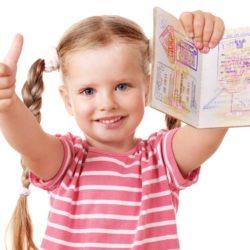 записать ребенка в паспорт