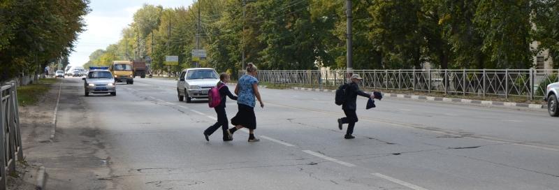 штраф за переход дороги в неположенном месте