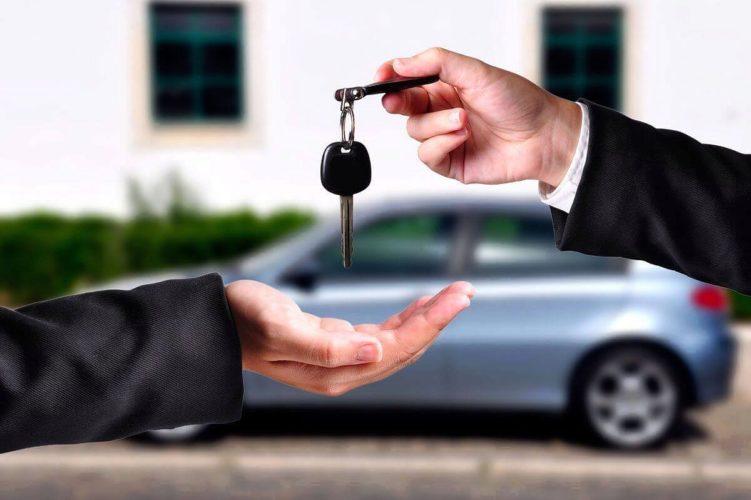 езда по договору купли-продажи автомобиля