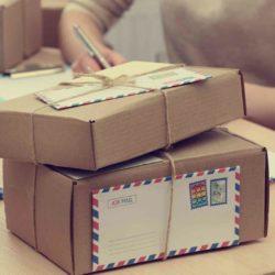 доверенность на получение посылки