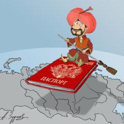 Что значит код подразделения в паспорте РФ, расшифровка ПВС УВД