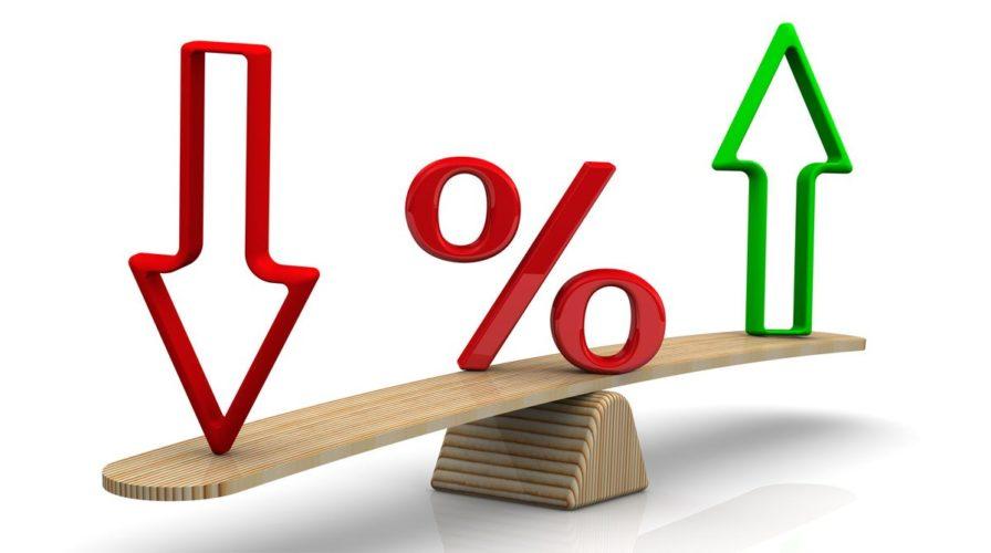 расчет процента по ставке рефинансирования